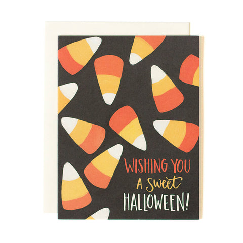 Card - Wishing You a Sweet Halloween