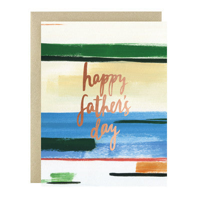 Greeting Card - Happy Father's Day