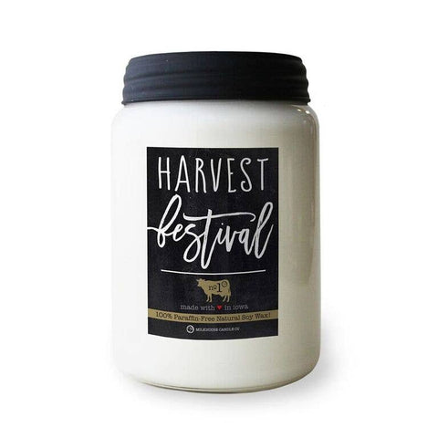 Harvest Festival 26oz Candle