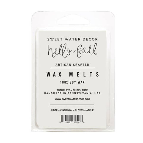 Hello Fall Soy Wax Melts
