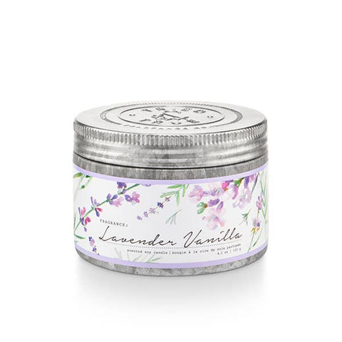 Lavender and Vanilla Mini Candle