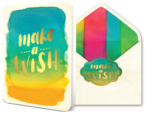 Deluxe Card Set - Foil Make a Wish