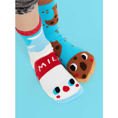 Pals Socks - Milk and Cookies