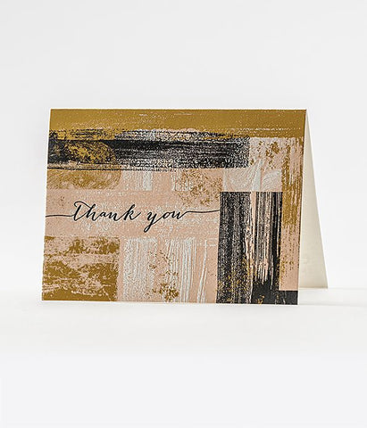 Muse Boxed Thank You Cards