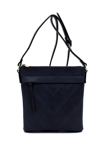 Chevron Crossbody Purse