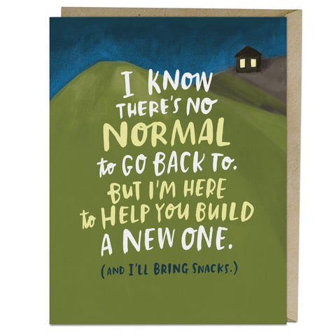 Empathy Card - New Normal