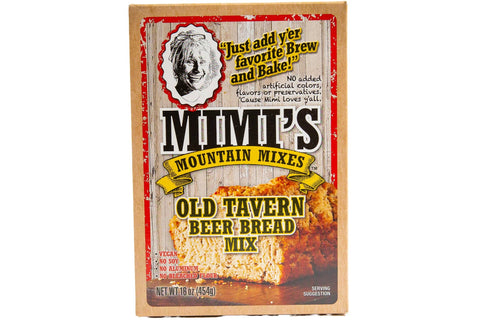 Mimi's Mountain Mixes - Old Tavern Beer Bread