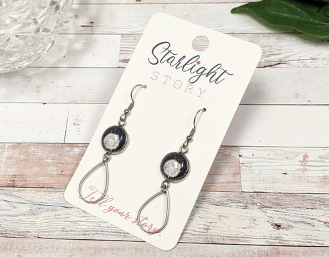 Dandelion Dangle Earrings