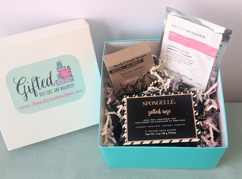 Mini Gift Box - Take Care of You!