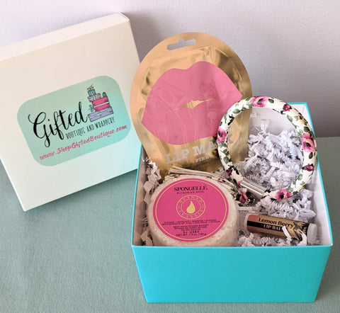 Mini Gift Box - Birthday XO