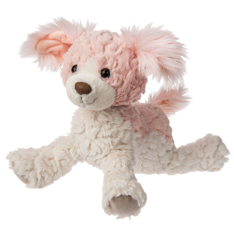 Paris Pink Puppy Plushie