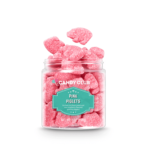 Candy Club - Raspberry Pink Piglets