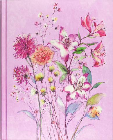 Journal - Purple Wildflowers