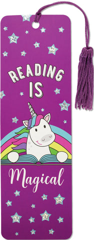 Bookmark - Reading is Magical