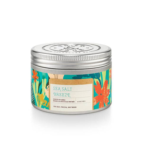 Sea Salt Breeze Mini Candle
