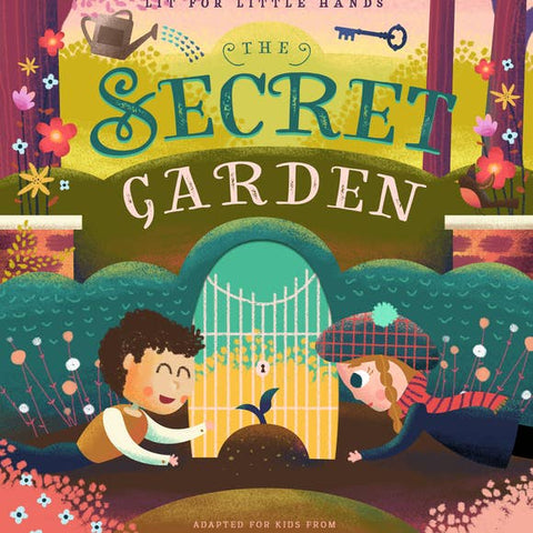 The Secret Garden Board Book