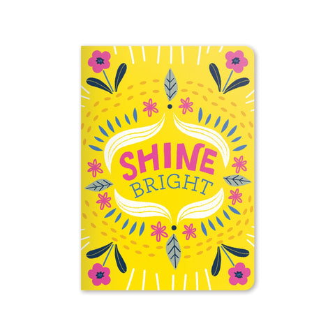Shine Bright Pocket Notebook