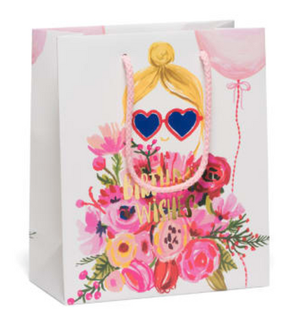 Birthday Wishes Gift Bag