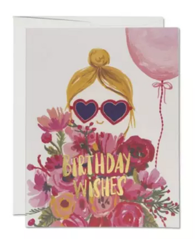Card - Birthday Wishes