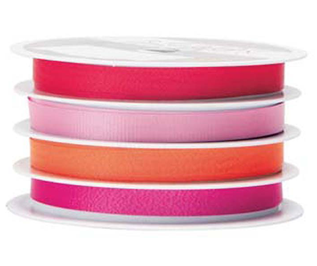 Curling Ribbon - Sunset Color Mix