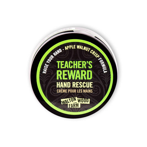 Teacher's Reward Hand Rescue Cream