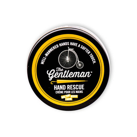 The Gentleman Hand Rescue Cream