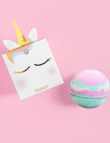 Do You Believe in Magic Unicorn Bath Bomb