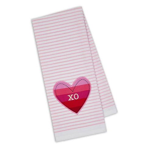 Valentine XO Kitchen Towel