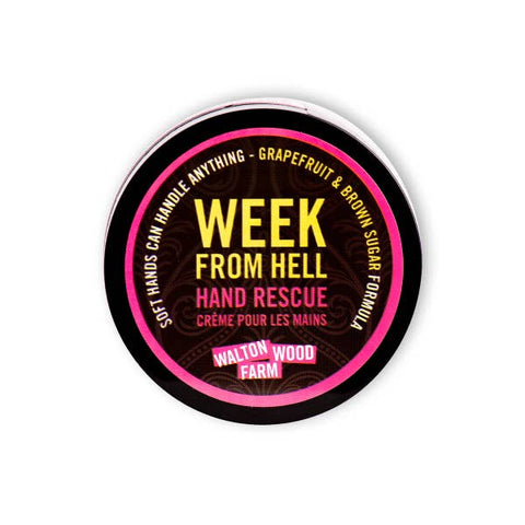 Week From Hell Hand Rescue Cream