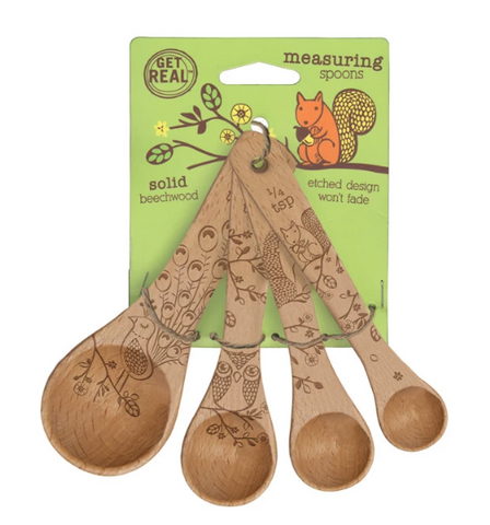 Woodland Kitchen Utensils