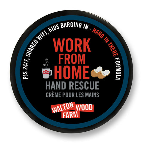 Work From Home Hand Rescue Cream