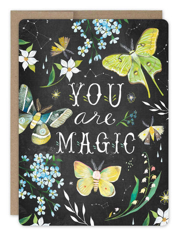 Birthday Card - You Are Magic
