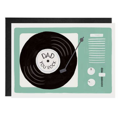Father's Day Card - Dad, You Rock