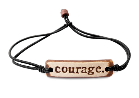 MudLOVE Bracelet - Courage