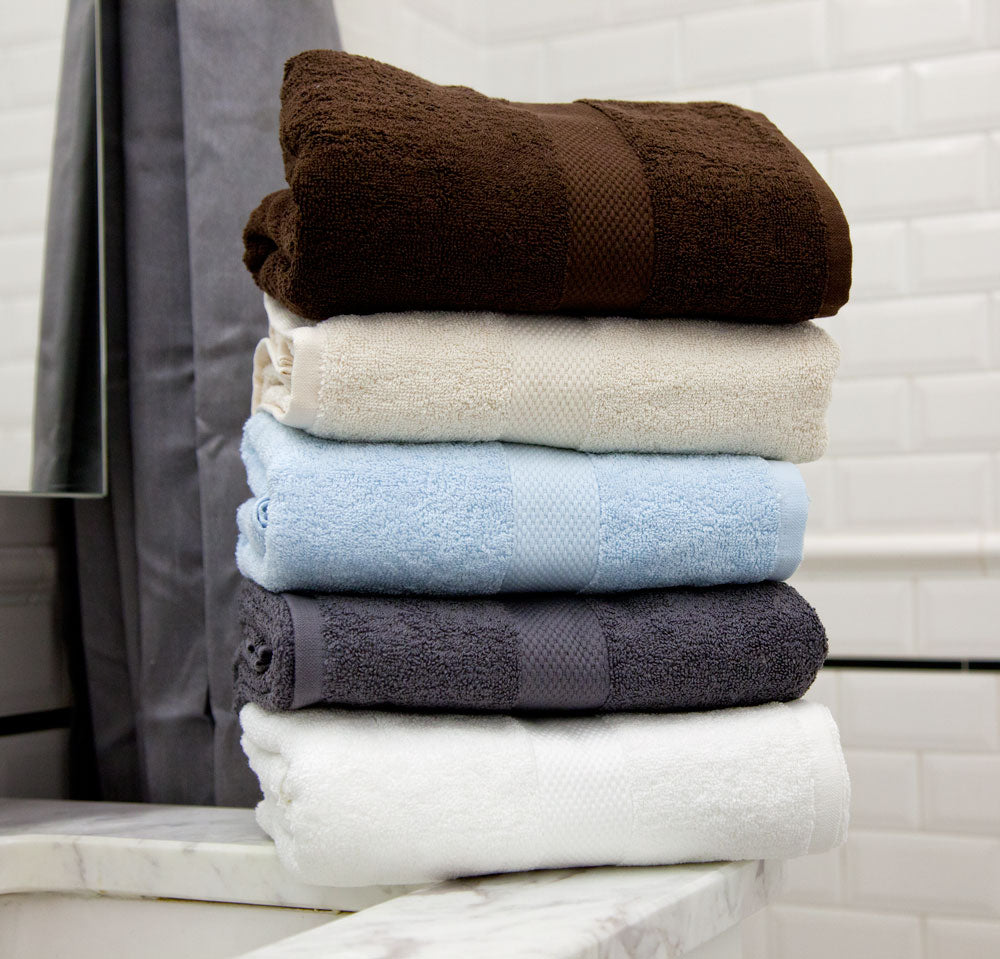 Magnolia Organics Cozy Organic Cotton Bath Towels