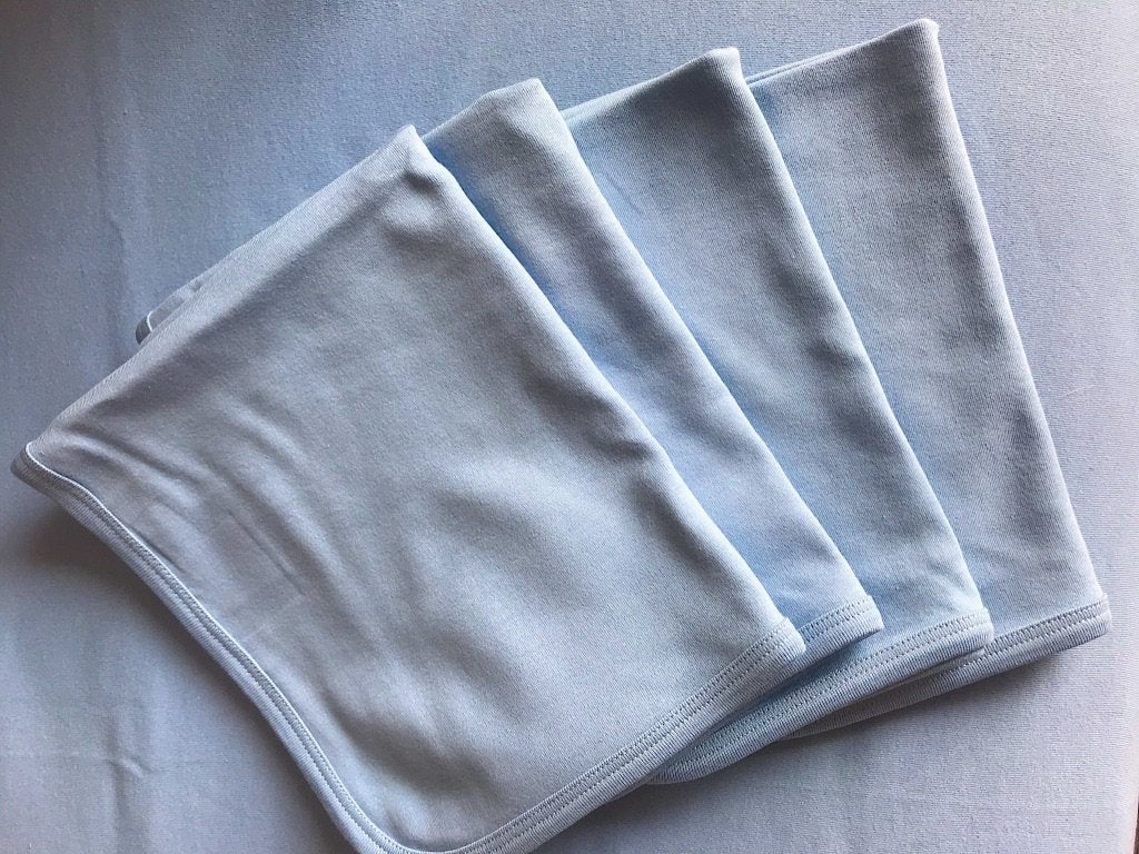 Magnolia Organics Organic Cotton Burp Cloth Set