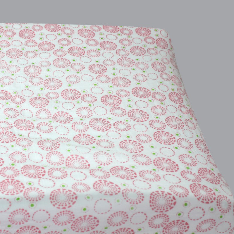 Changing Pad Cover - Circles