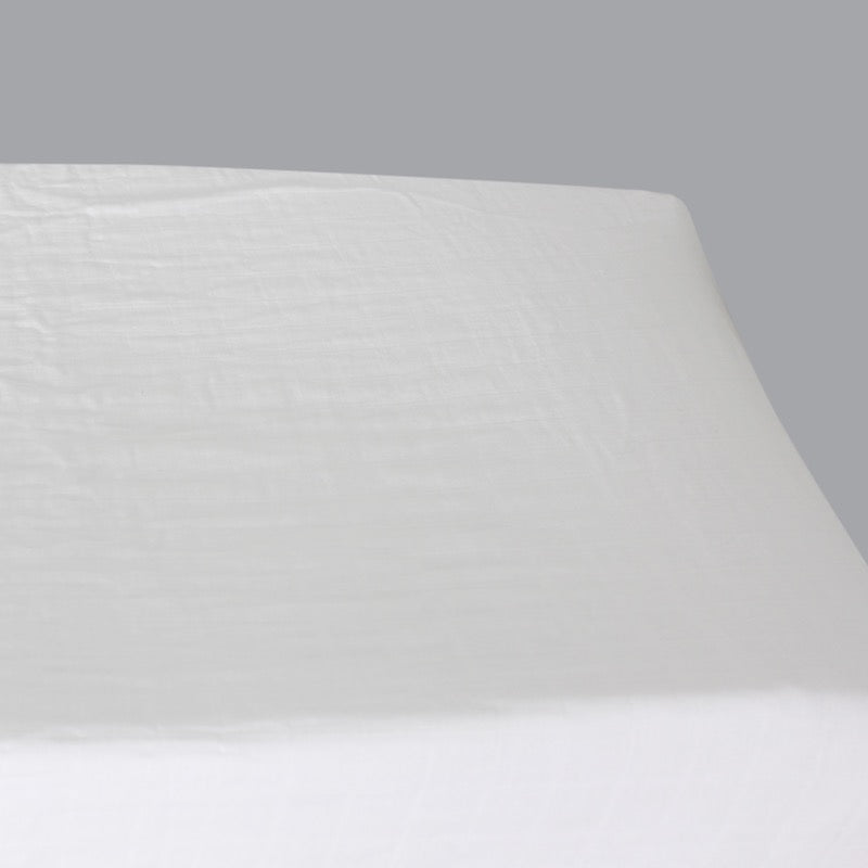 Magnolia Organics Changing Pad Cover - White