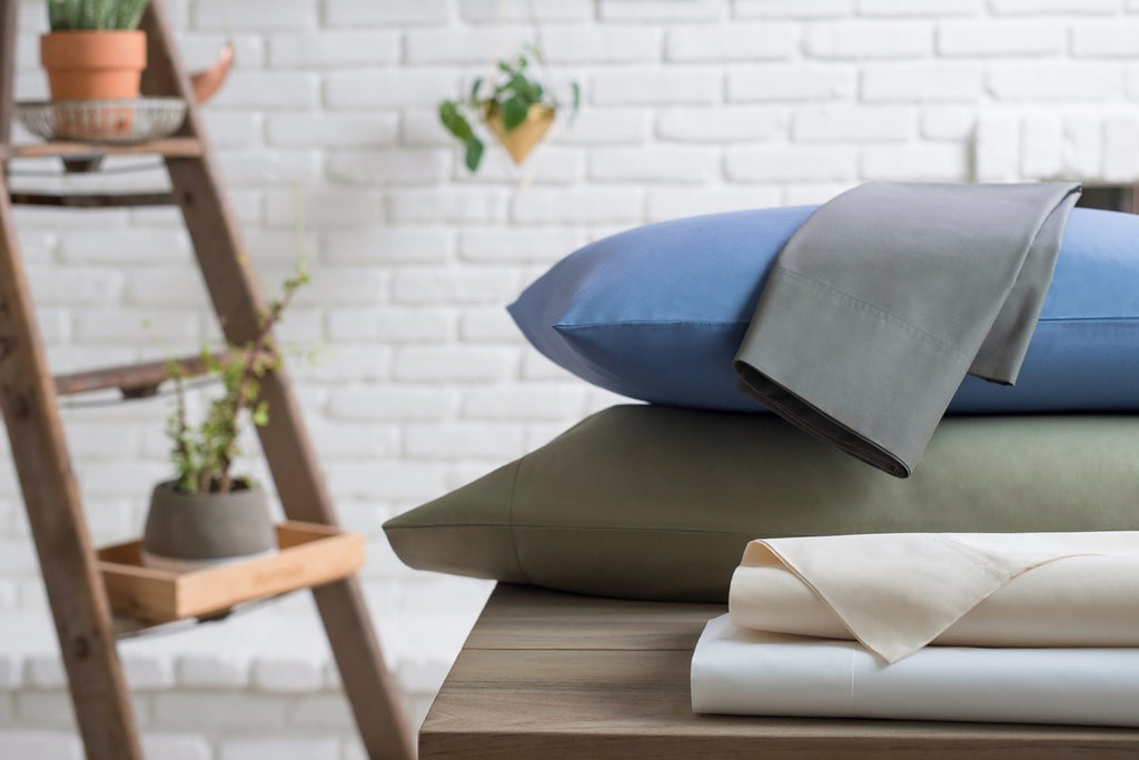 Percale Collection Pillowcase Pair