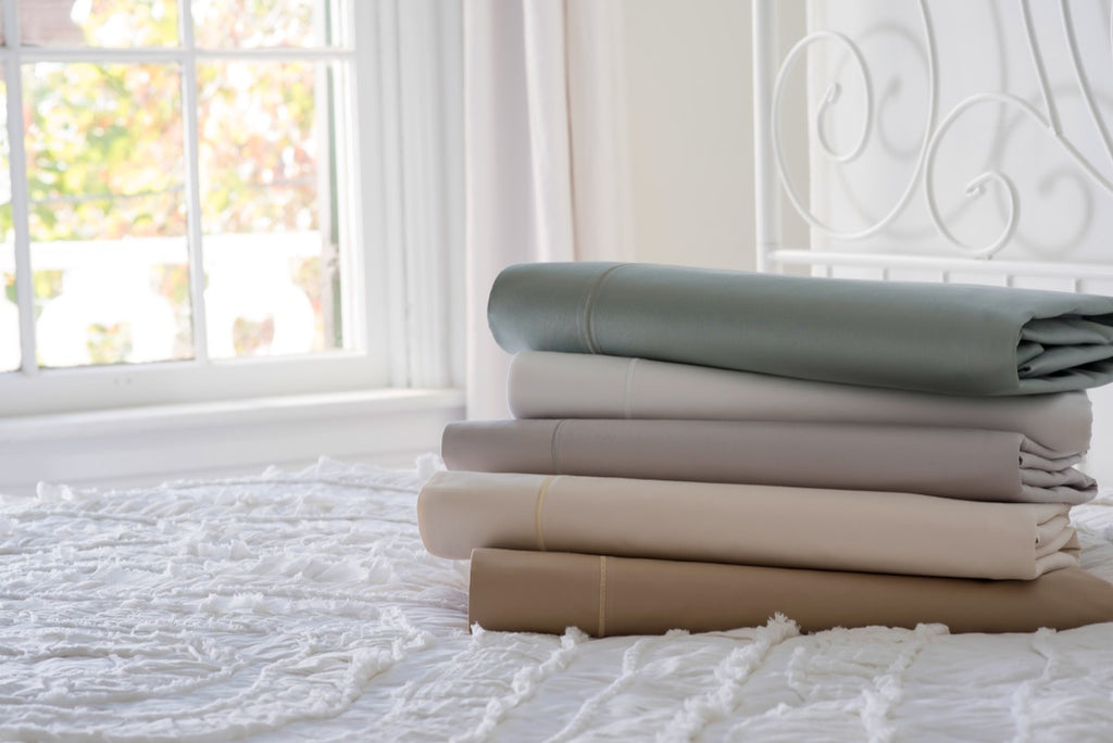 Magnolia Organics Estate Collection Sheet Set
