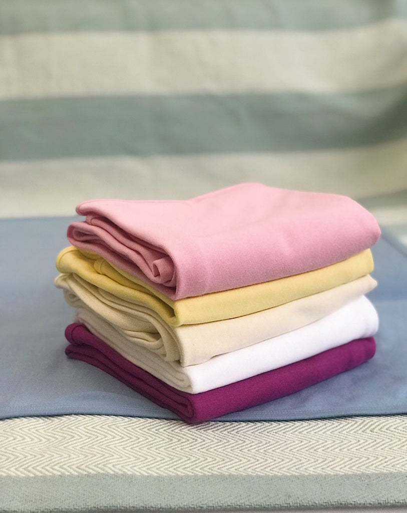 Magnolia Organics Organic Cotton Receiving Blanket