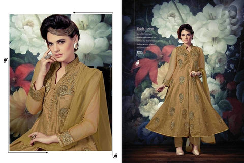 Readymade Premium Quality Designer Dress - Mangalam