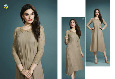 Unique Collection of Georgette Dress - Mangalam