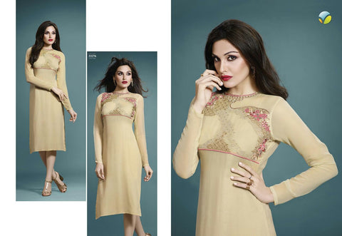 Georgette Dress - Mangalam