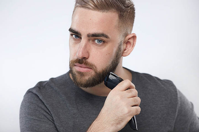 How To Trim A Beard With A Beard Trimmer