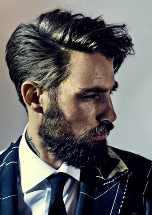Top 3 Reasons Why Beards Are Good for You
