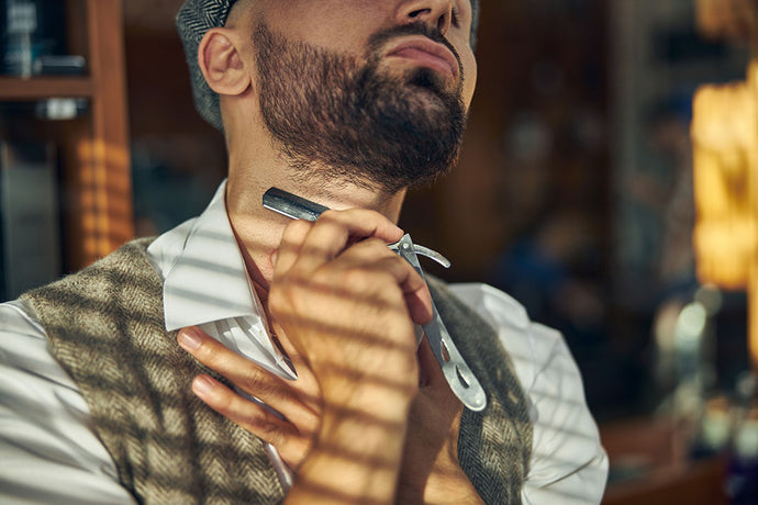 How To Shave A Beard Neckline