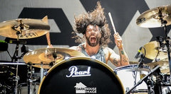 drummer grohl that looks like animal