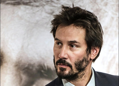 keanu reeves thin spots