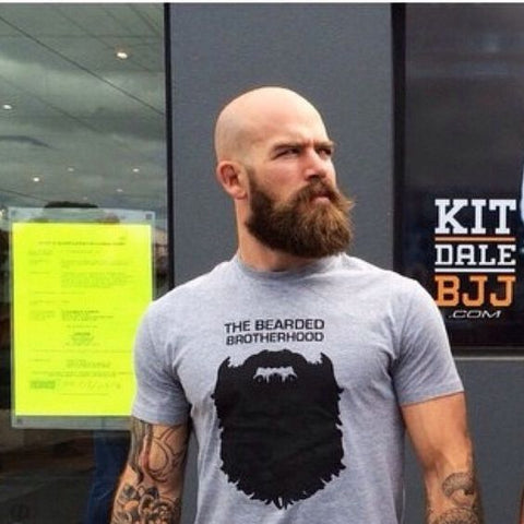 Baldness And The Beard Milkman Grooming Co